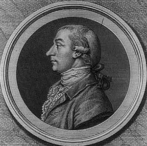 Joseph Reed often clashed with Proctor. Joseph Reed by Pierre Eugene du Simitiere.jpg