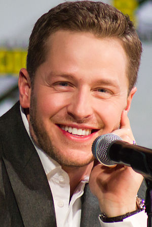 Josh Dallas - Dallas at San Diego Comic-Con International on July 26, 2014