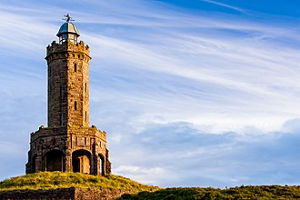 West Pennine Moors - Jubilee Tower, Darwen