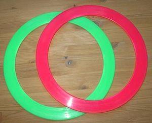 Juggling ring - Image: Juggling Rings