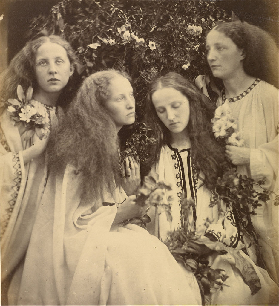 julia margaret cameron Join colin ford cbe as he explores the role of julia margaret cameron in the  development of art photography.