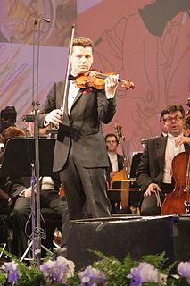 Julian Rachlin Austrian musician