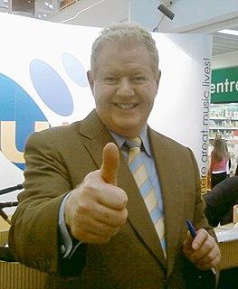 Julian Simmons Northern Irish broadcaster (born 1952)