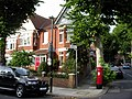 Junction of Lyncroft Road and Lavington Road, Ealing, W13 - geograph.org.uk - 251971.jpg