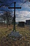 Kříž, Pila na kopci, Ponikev, Ludmírov, okres Prostějov.jpg