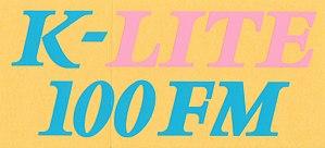 KKLQ (FM) - Image: K Lite 100 FM KIQQ