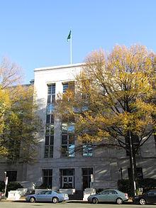 Embassy of Saudi Arabia in Washington, D C  - Wikipedia