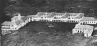 Nairobi School - Prince of Wales School near Nairobi c1932