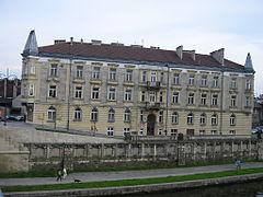 Kamienica. Kraków ul. Przy Moście 1 6.jpg