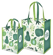 Reusable Shopping Bag Wikipedia