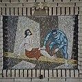 Kapel, een van de veertien kruiswegstaties, statie 11- Jezus wordt aan het kruis genageld - Rosmalen - 20332340 - RCE.jpg