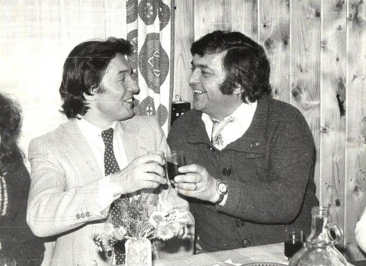 Karel Gott a Jaromír Kaňák