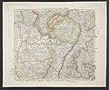 Karte von Deutschland, dem Königr. der Niederlande und der Schweiz - Luxemburg, Strassburg, Schwarzwald 02.jpg