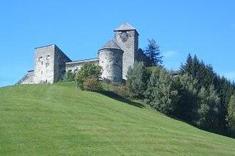 Graben von Stein - Heinfels Castle