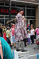 Kate Mior as Coppelia the Wind-up Doll 2015 Buskerfest Toronto 08.JPG
