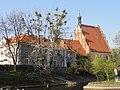 Katedra Bydgoska - Kościół pw. św. Marcina i Mikołaja widok od strony wyspy św. Barbary.jpg