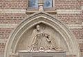 Katholische Pfarrkirche St.Remigius; Denkmal-Nr.19, Bergheim; Torbogen.jpg