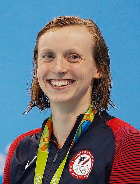 File:Katie Ledecky Olympics 2016b.jpg