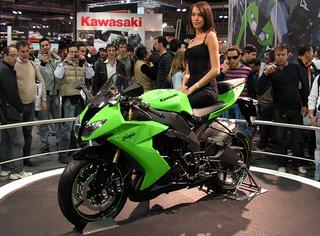 Motorcycle Versys Kawasaki