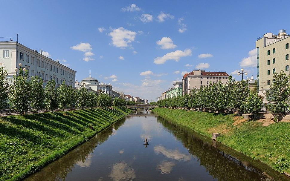 Kazan Bulak near Kremlin 08-2016