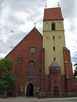 Church of St Sigismund and St Hedwig