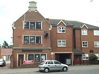 Kempston - Image: Kempston Town Hall