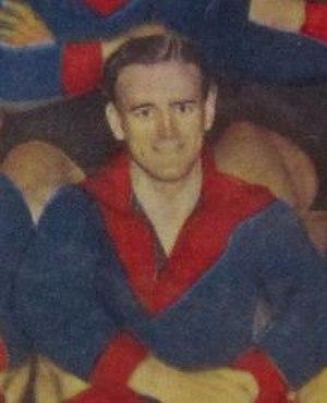 Ken Albiston - Image: Ken Albiston 1952