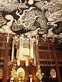 Kennin-ji, Kyoto, Japan - with ceiling by Koizumi Junsaku.JPG