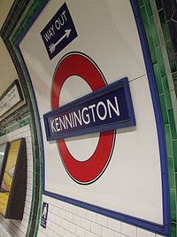 Kennington station roundel.JPG
