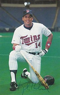 Kent Hrbek American baseball player