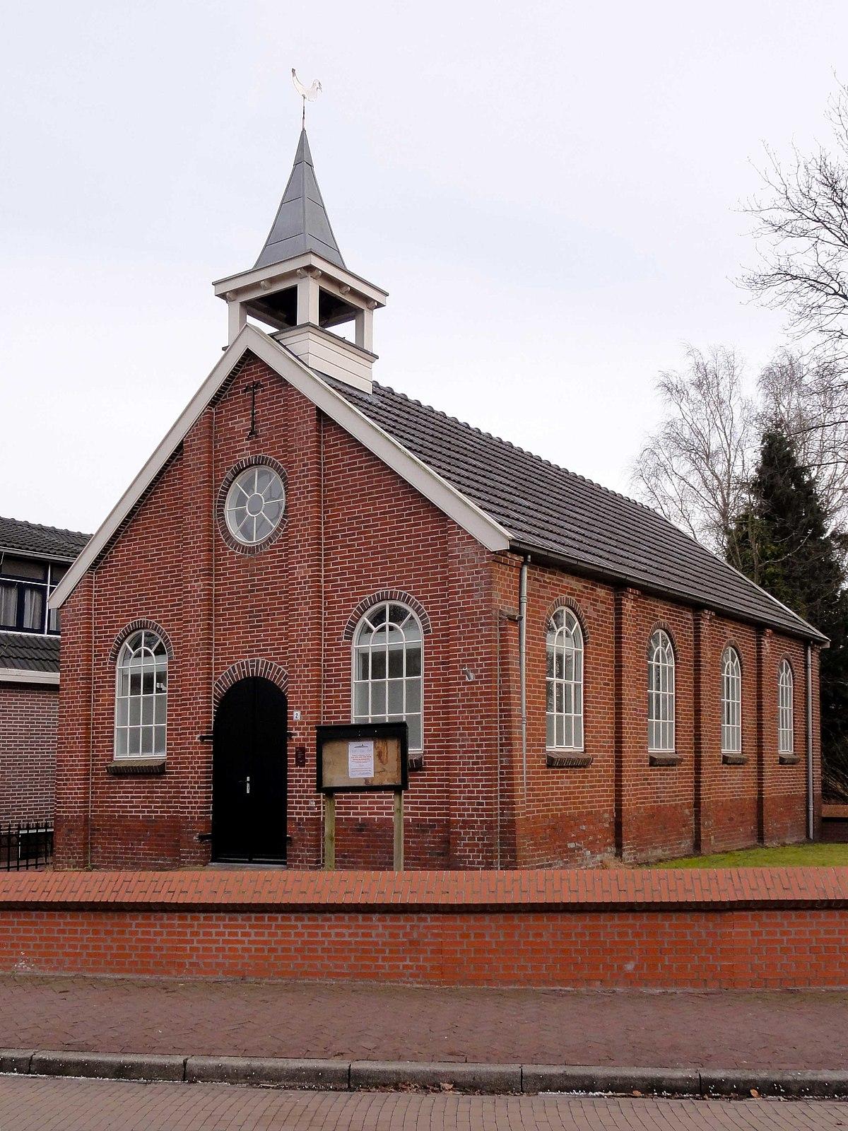 Het kleine Kerkje (Gie...