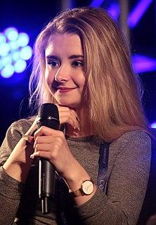 Kerry Ingram English actress