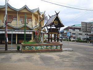 Ketapang (Kalimantan) - Image: Ketapang city 001