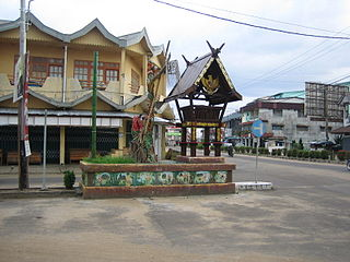District in West Kalimantan, Indonesia