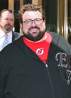 Kevin Smith - Smith at the 2008 Toronto International Film Festival