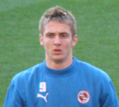 Kevin Doyle on the pitch in 2008.