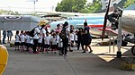 Kids on Field Trip (RTAF Museum).JPG
