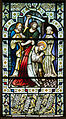 Kildare Cathedral Nave North Window 05 Predella Beheading of Saint John the Baptist 2013 09 04.jpg