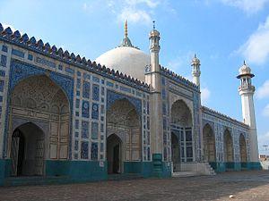 The Shahi Eid Ghah Mosque, Islam is the major ...