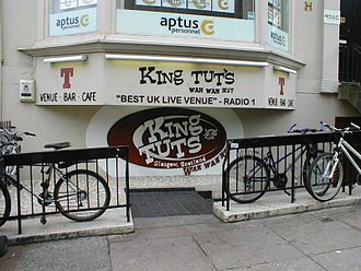 King Tut's Wah Wah Hut - Image: King Tut's Wah Wah Hut 1