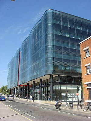 English: Kings Place, 90 York Way Development ...