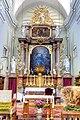 Kirche 9465 Altar in A-2191 Gaweinstal.jpg