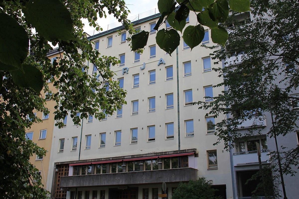 Kirjan Talo Helsinki