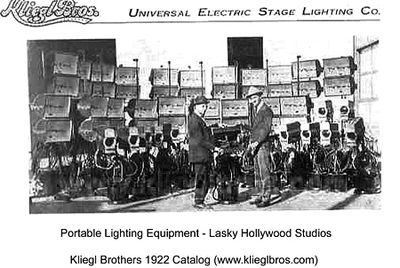 Kliegl Brothers Universal Electric