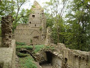 Disibodenberg - Disibodenberg ruins