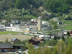 S Benediktinerinnechloster St. Johann im Val Müstair - Alemannische ...
