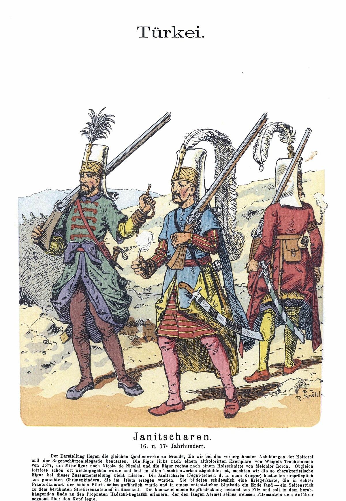 Janissary - Wikipedia