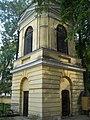 Kościół Przemienienia Pańskiego (dzwonnica) - Radzymin 02.JPG