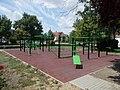Kondipark az egykori Dimitrov téri parkban, 2019 Csorna.jpg