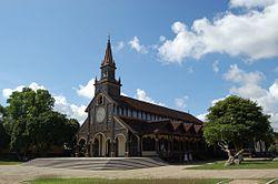 天主教崑嵩教区
